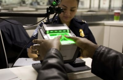 Biometrics and Fingerprinting Appointment for US Visit Visa